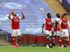 Aubameyang offre la Cup à Arsenal
