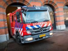 Asbest vrijgekomen bij grote brand in loods aan Schipholweg