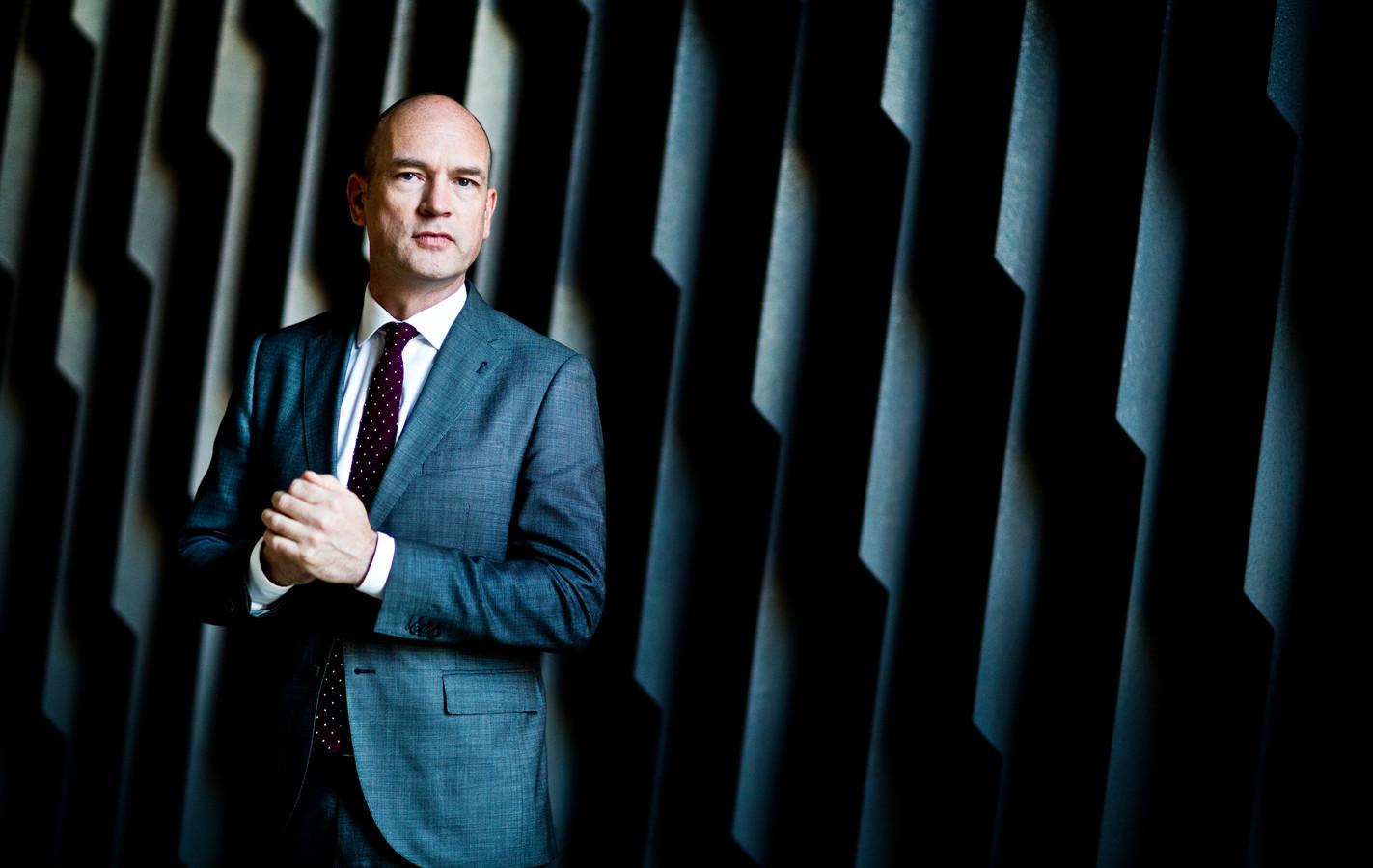 Gert-Jan Segers, fractievoorzitter van de ChristenUnie
