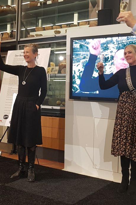 Den Bosch ontwikkelt een digitale 'tijdmachine': 'Ik zou Jeroen Bosch graag over de Markt zien lopen'
