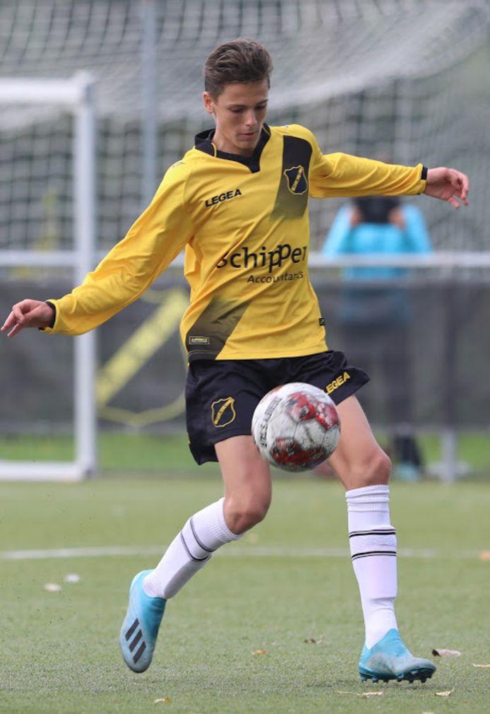 Tika de Jonge.