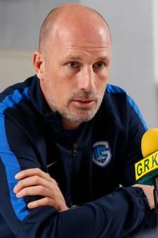 """Philippe Clement: """"Je ne veux pas connaître le résultat à Liège"""""""