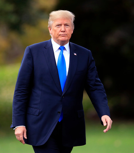 Amerikaanse eist via rechter 'zedendossier' van Donald Trump
