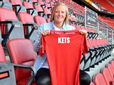 Simone Kets toch niet naar FC Twente Vrouwen