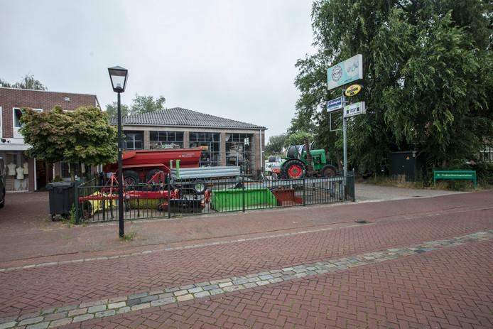 Wagricom ligt nu nog aan de Lensheuvel in Reusel.