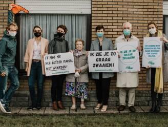"""Overal in Meetjesland duiken spreuken op: """"Veerkracht van zorgverleners en hun senioren in de kijker zetten"""""""