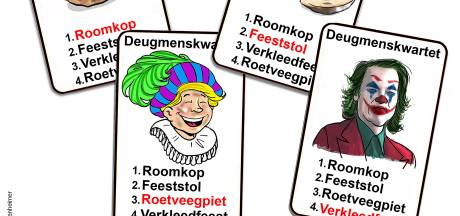 Ruzie over moorkop en Zwarte Piet gaat nog lang duren: 'Wen er maar aan'