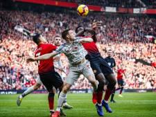 Liverpool duimt onder protest voor United, met de tv uit