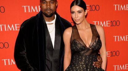 Kim Kardashian en Kanye West doen alweer beroep op Belgische ontwerper