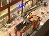 Opnieuw lichtslinger naar beneden gevallen in Dordtse binnenstad