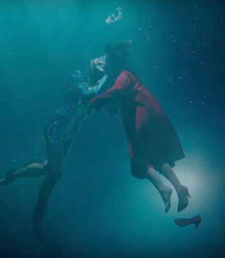 Twaalf BAFTA-nominaties voor fantasydrama The Shape of Water