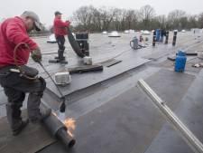 Dak van Hengelose Twentebad wordt een zonnepark