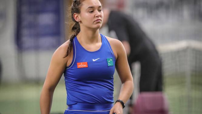 """Tilwith di Girolami speelde haar eerste proftoernooien: """"Een spannende, geslaagde ervaring"""""""