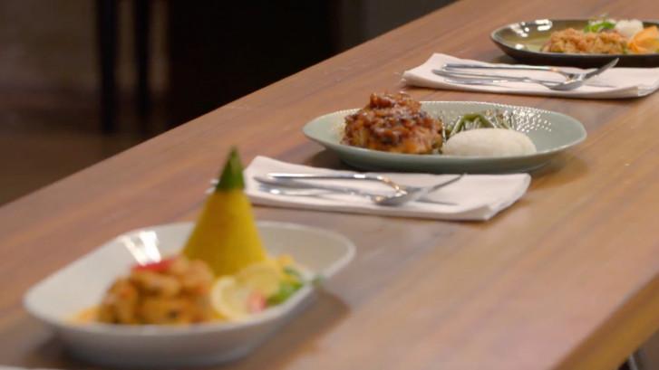 The Chef's Line - Dit is restaurant Blauw
