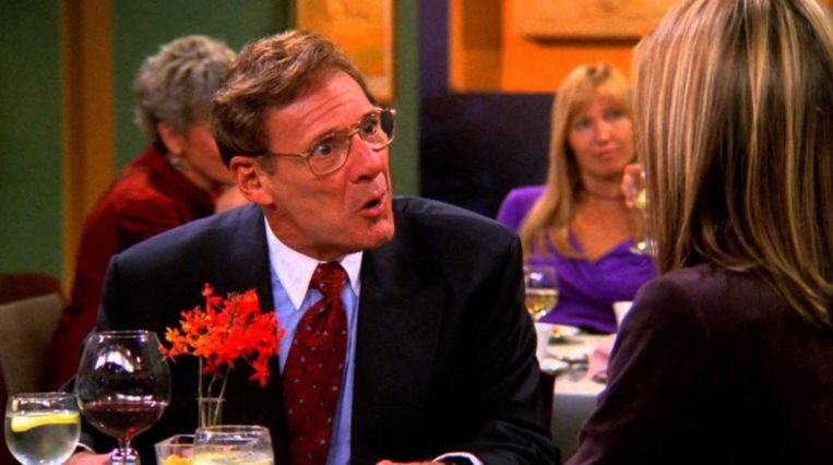 Ron Leibman in 'Friends'.