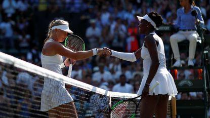 Bertens stuurt uittredend finaliste Venus Williams naar huis op Wimbledon - Serena wél door