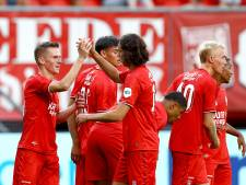 FC Twente wint van Fortuna Sittard: jonkies geven kleur aan de avond