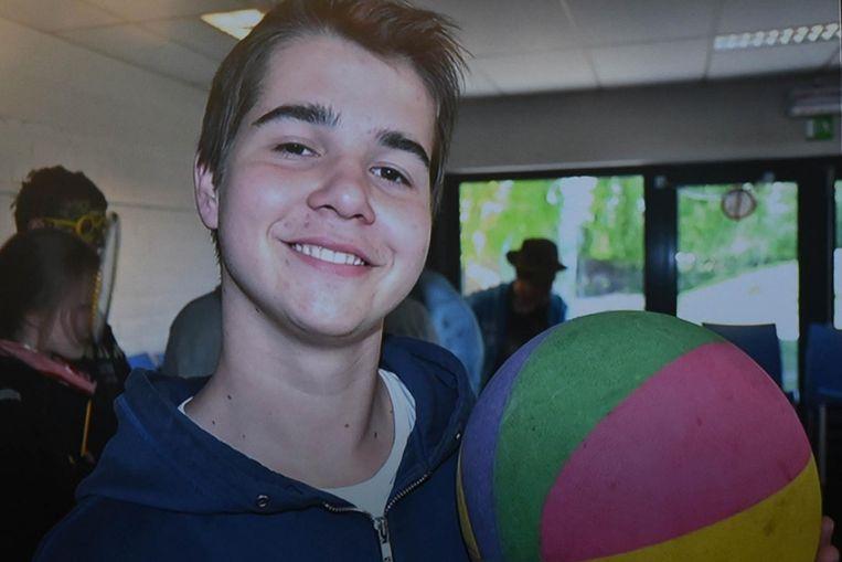 Corwin Van Volxem stierf in een ongeluk veroorzaakt door een dronken chauffeur.