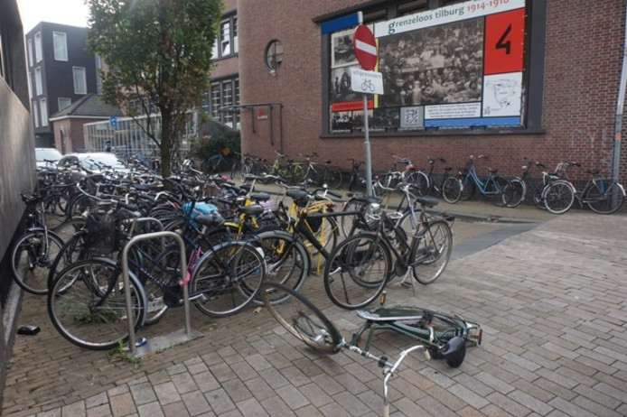 Parkeren in de Stationsstraat