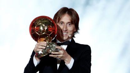 Luka Modric doorbreekt hegemonie Messi en Ronaldo: Kroatische spelverdeler van Real Madrid wint als eerste 'Balkanboy' de Ballon d'Or