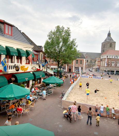 Dit jaar geen Beach Soccer Tournament in Oldenzaal