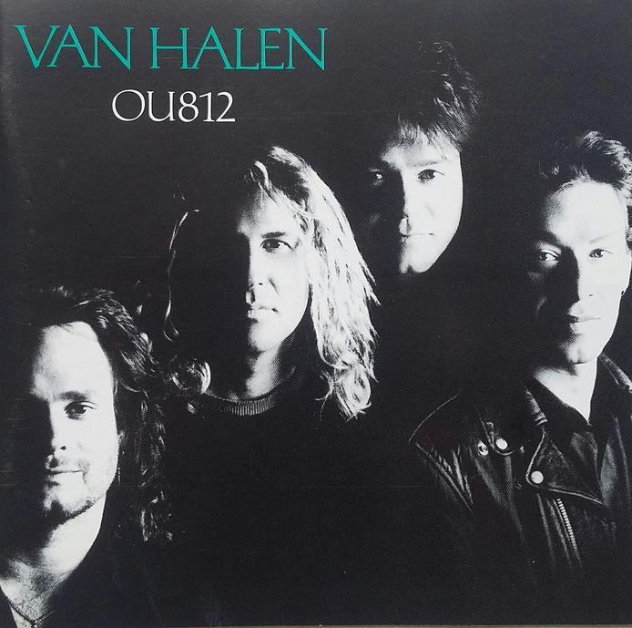 Het album OU812 van Van Halen, met daarop het nummer Cabo Wabo. Tweede van links zanger Sammy Hagar.