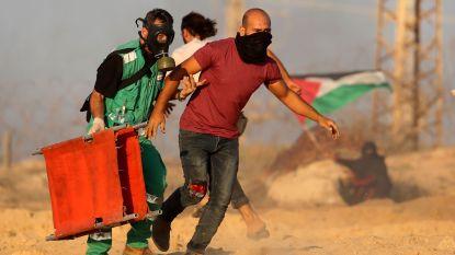 Palestijn gedood bij confrontaties aan de grenzen van de Gazastrook