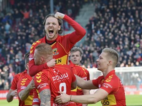 Eredivisiewaardig Go Ahead Eagles laat FC Twente ontsnappen