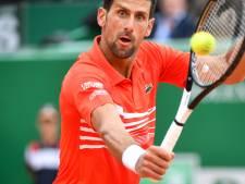 Djokovic wurmt zich langs Kohlschreiber in Monte Carlo