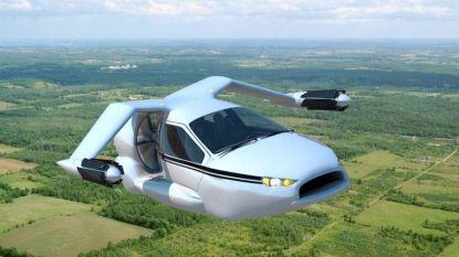 """Zeg niet langer """"auto rijden"""": dit is het vliegende model van de toekomst"""