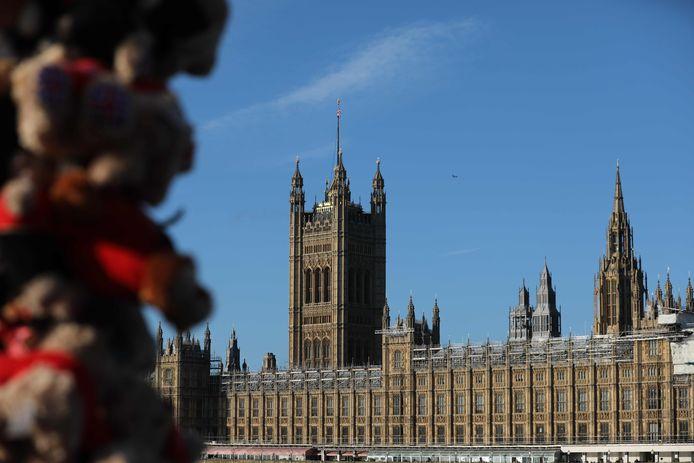 Het parlementsgebouw Palace of Westminster in Londen.