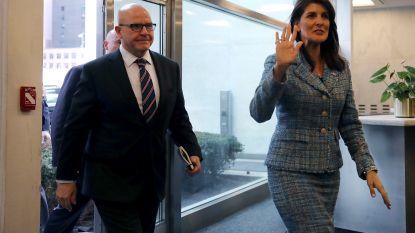 """VS steunen Britten: """"Rusland verantwoordelijk voor vergiftiging Russische dubbelspion"""""""