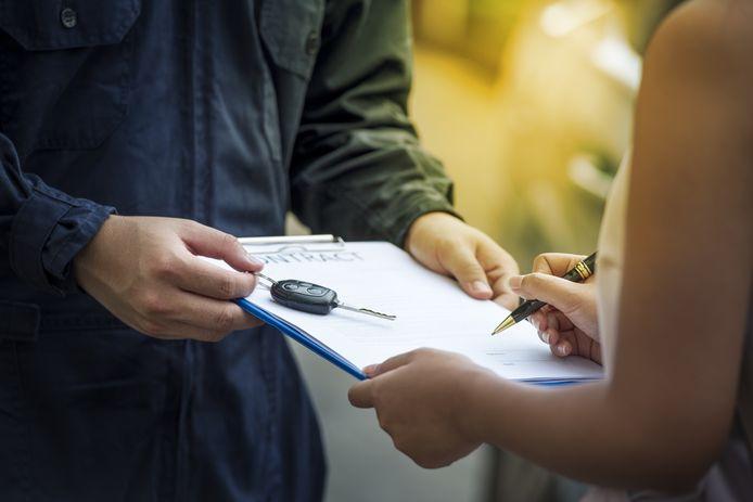 Een private lease-auto heeft invloed op de maximale hypotheeksom die een huizenkoper kan lenen.