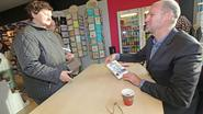Studio 100-baas Hans Bourlon geeft 500 boeken gratis weg