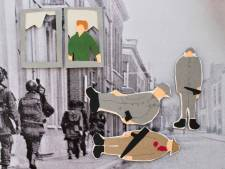 Kinderen verbeelden angst en honger in expositie over Arnhem in oorlogstijd