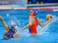 Drama voor waterpolosters: geen EK-finale en nog geen olympisch ticket
