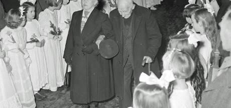 Verhalen achter de foto's: Bert en Leentje uit Rooi zaten zeventig jaar in het huwelijksbootje