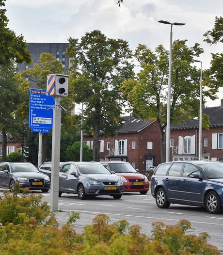 Deze flitspaal in Brabant 'flitste' de laatste maanden de meeste snelheidsovertreders