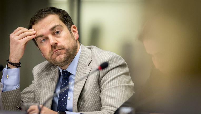 Staatssecretaris Dijkhoff. Beeld anp