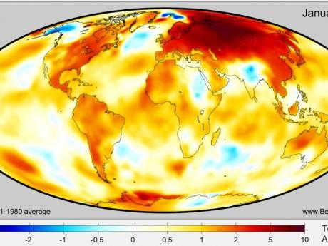 """Plus de 25 degrés en Sibérie: """"60 % de chances que 2020 soit l'année la plus chaude jamais enregistrée"""""""