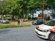 Botsing tussen twee auto's in Oisterwijk, beide bestuurders gewond