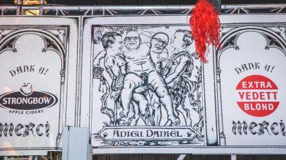 Termont met het lijf van Bacchus