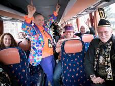 'Goedkoop met de bus door Brabant tijdens carnaval'