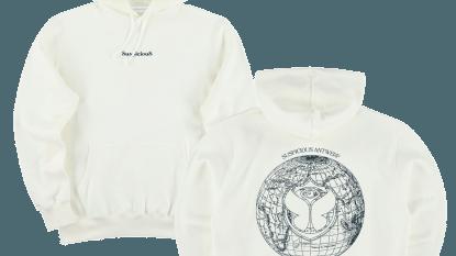Tomorrowland ontwerpt hoodies met Suspicious Antwerp