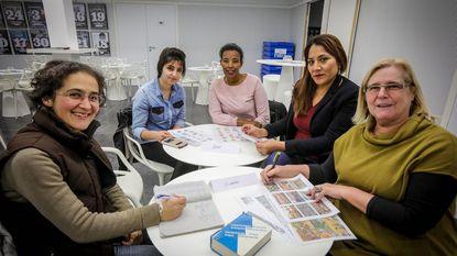 'Praatjesmaatjes' leren anderstaligen Nederlands