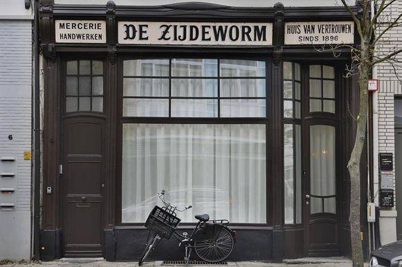 De zijdeworm verbouwd tot luxe flats antwerpen regio hln