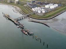 Vergunning voor proef met ontgassen binnenvaartschepen in Terneuzen