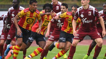 KV Mechelen blijft in eerste oefenpot steken op 1-1-draw tegen RWDM