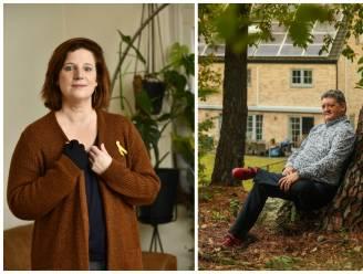 """Jan (57) en Evelyne (37) over hun kankerdiagnose: """"Mijn lichaam heeft mij bedrogen en dat kan nog eens gebeuren"""""""