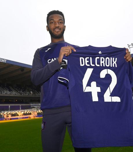 Bonne nouvelle à Anderlecht: Hannes Delcroix prolonge jusqu'en 2024